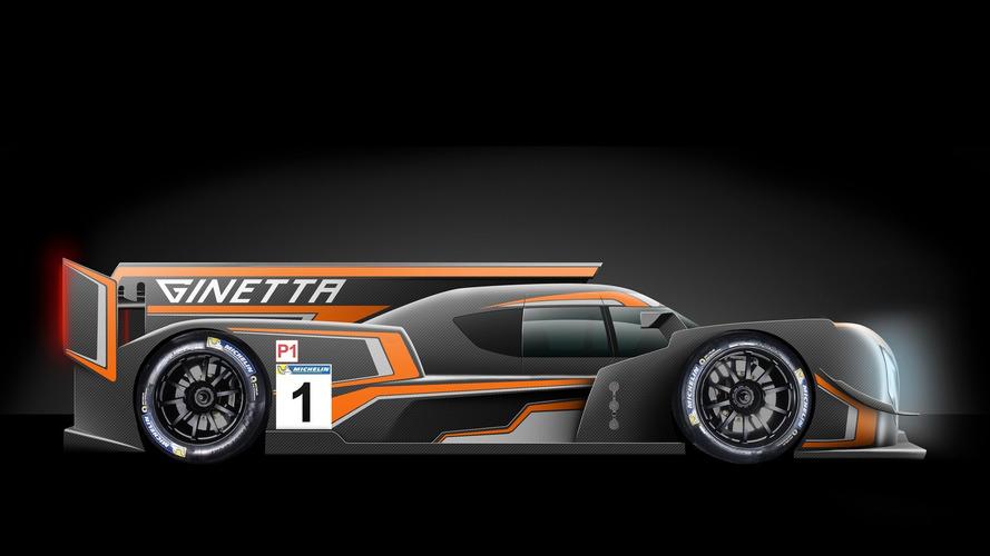 Ginetta LMP1 2
