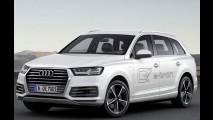 Audi Q7 e-tron terá sistema de recarregamento elétrico sem fio