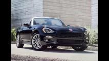 Fiat diz que 124 Spider é mais que apenas um rebadge do Mazda MX-5