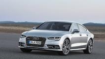 Audi A7 Sportback gris