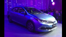 Toyota Corolla aparece de cara nova em versão híbrida