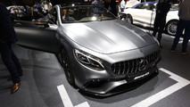 2018 Mercedes S-Class Coupe, Cabriolet including S63, S65 AMG models