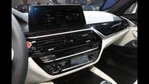 2018 BMW M5 live in Frankfurt