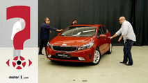 Kia Cerato Blind Test