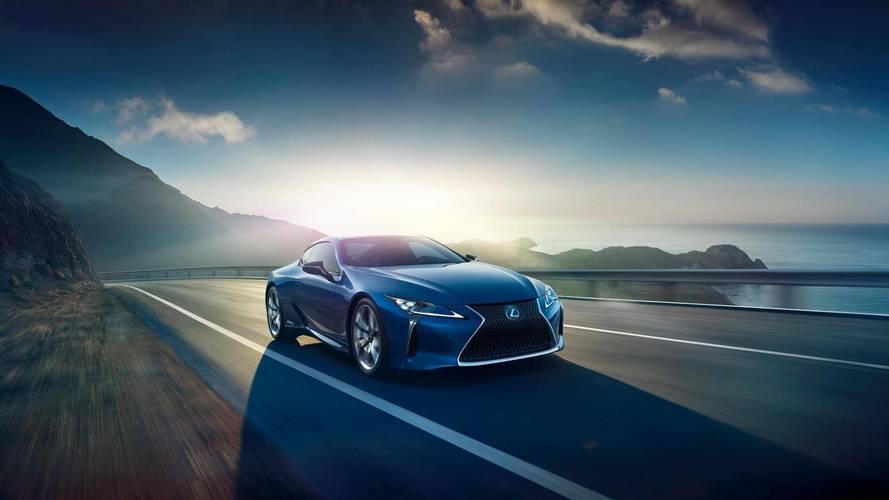 Lexus LC Convertible 2 seneye, LC F daha da sonra gelebilir
