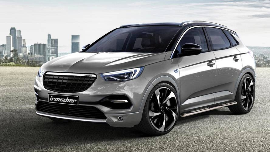 Irmscher Opel Grandland X Modifications