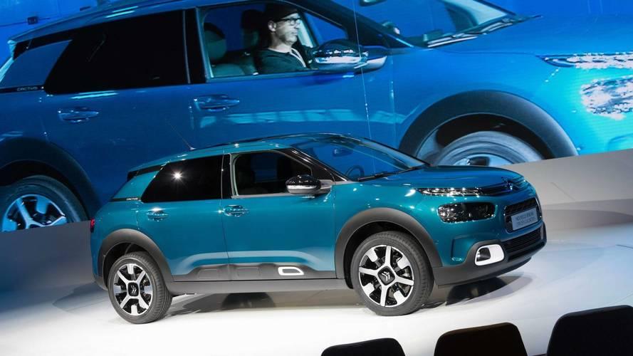 Citroën dévoile les prix du C4 Cactus restylé