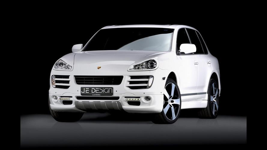 Porsche Cayenne by JE Design