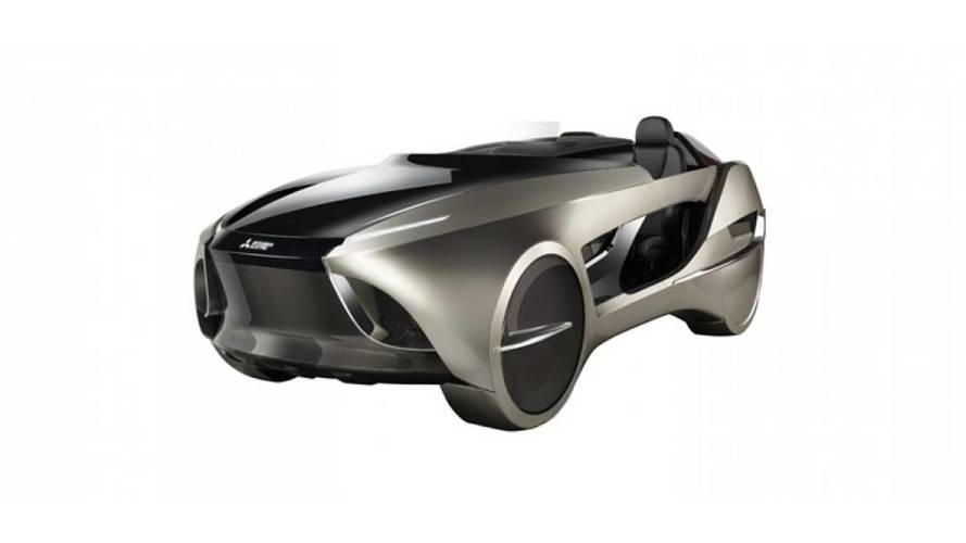 Five future ideas from Mitsubishi's new Tokyo motor show concept