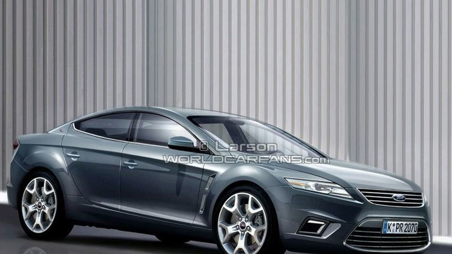 Ford to Revive the Capri?