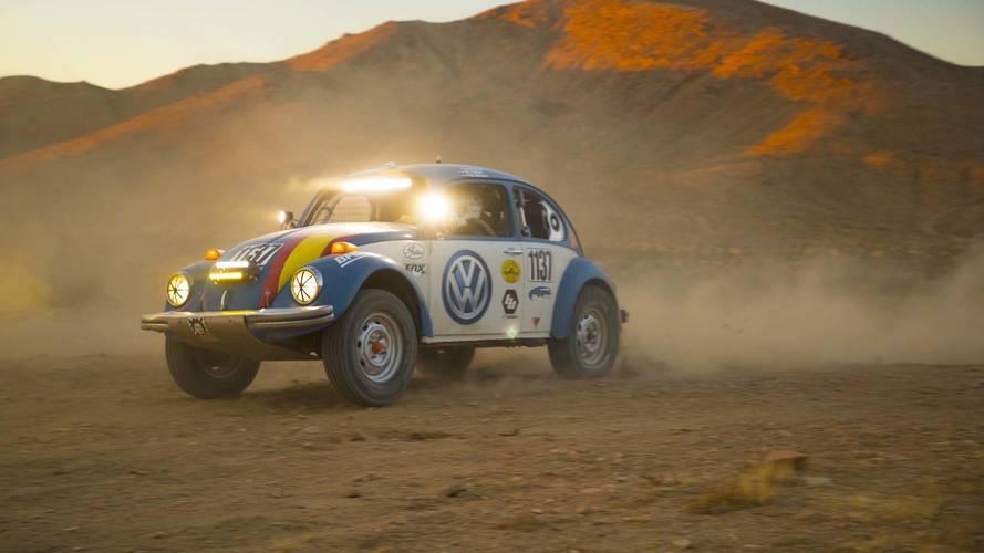 VW Beetle 1970 Baja 1000