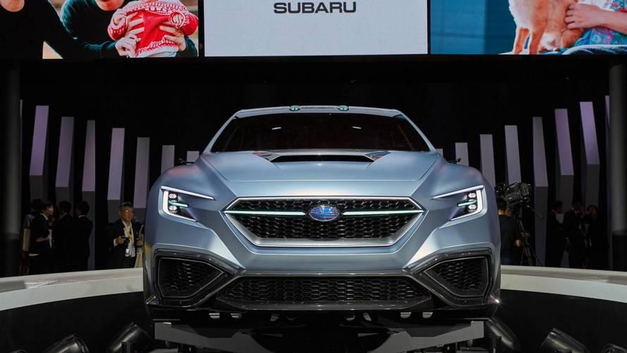 Yeni nesil Subaru WRX STI hibrit olabilir