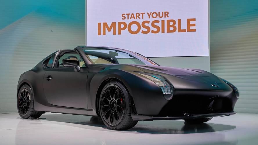 Toyota GR HV Concept antecipa esportivo híbrido no Salão de Tóquio
