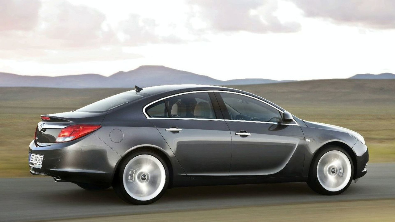 All New Opel Insignia