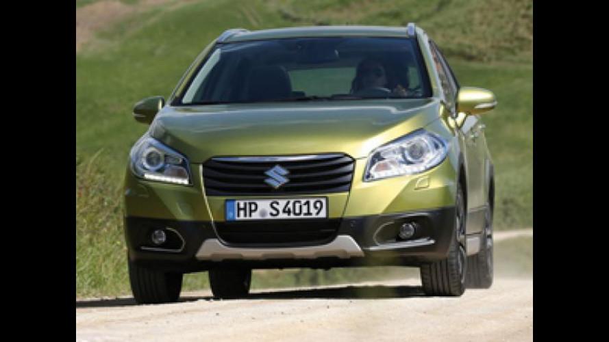 Sicurezza in auto e leggerezza: i nuovi parametri di Suzuki