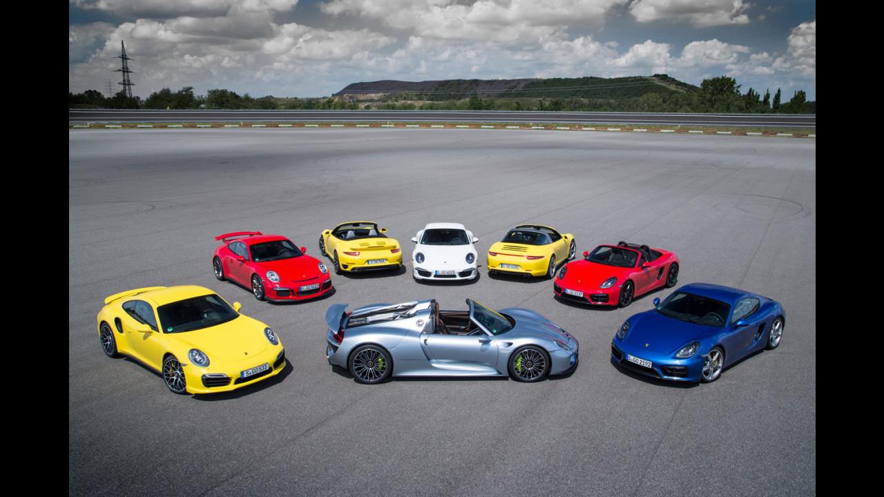 Porsche Experience 2014
