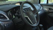 Opel Mokka - Prova su strada
