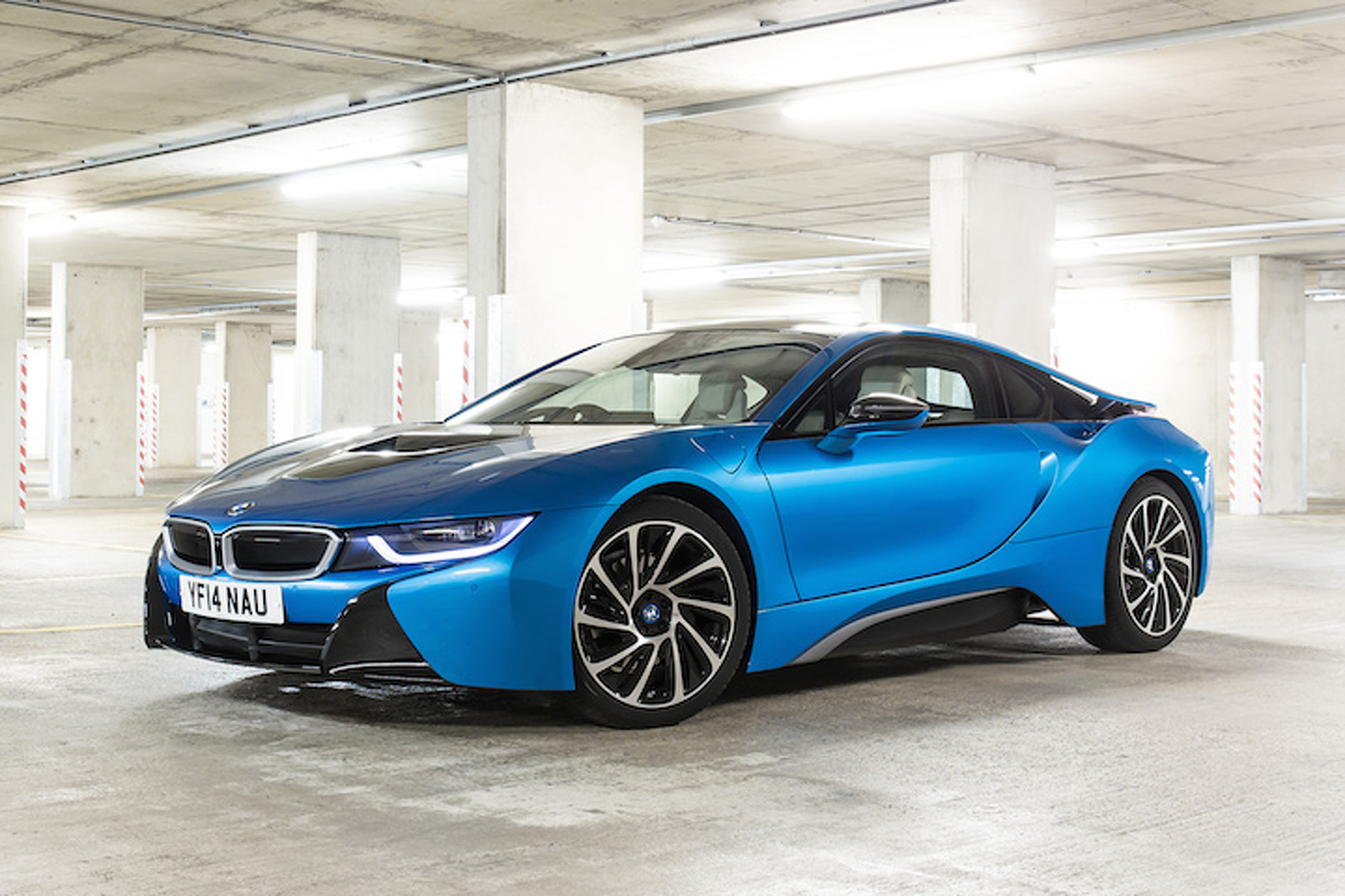 BMW is Building an Even Faster i8
