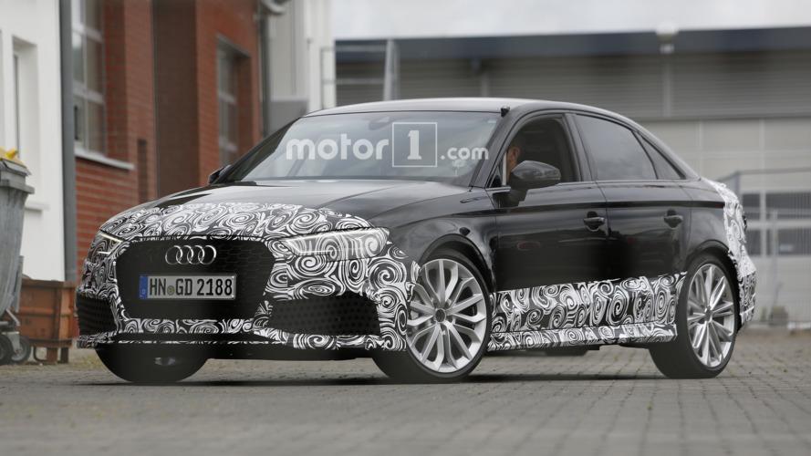 Audi RS3 2018 : Nouvelle vidéo des tests