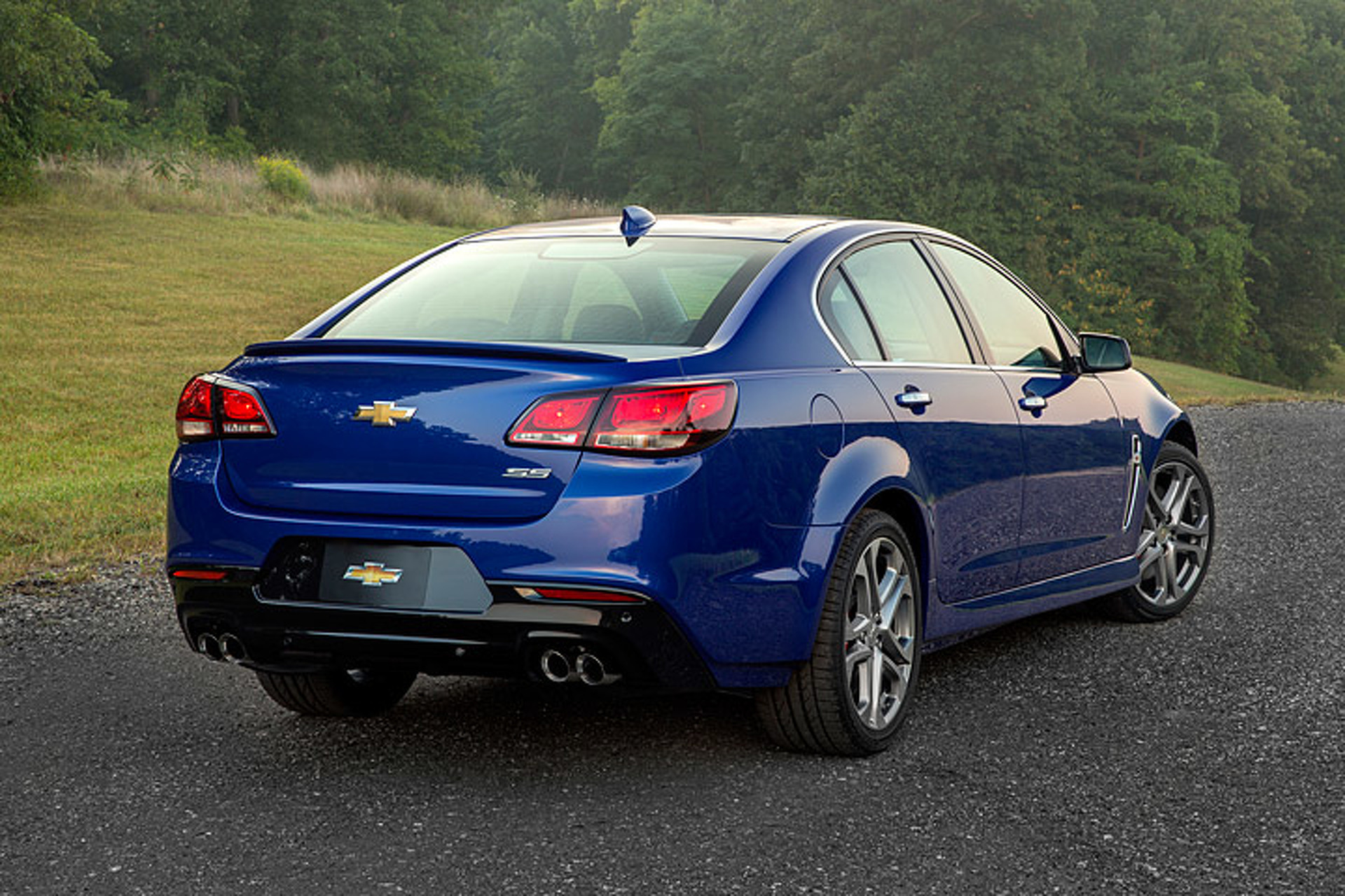 Gearheads, It's Time to Buy a Chevrolet SS