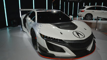L'Acura NSX GT3 au salon de New York