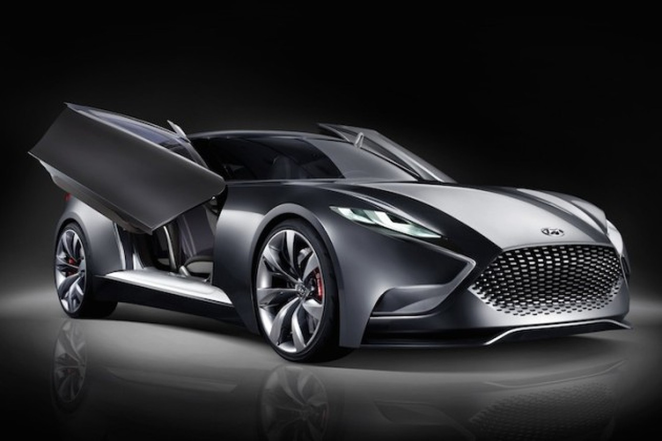 The Future of Hyundai: V8 Luxury Coupes and No New Veloster?
