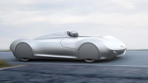 Audi Stromlinie 75 Concept revives 1938 Auto Union Type C record car