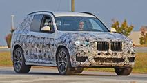 Photos espion BMW X3 2017