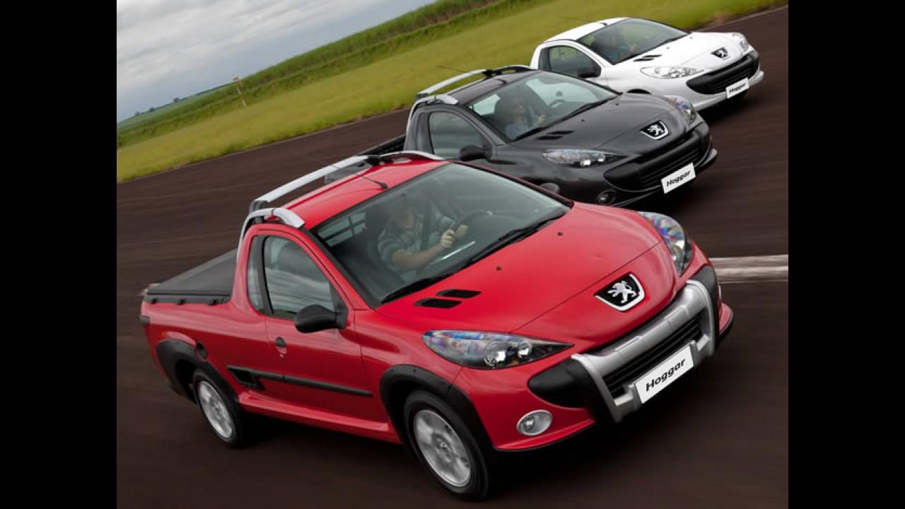 Picape à francesa: PSA terá inédita camionete baseada na Toyota Hilux