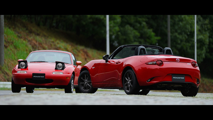 Mazda has way cooler Miatas ready for Tokyo Auto Salon