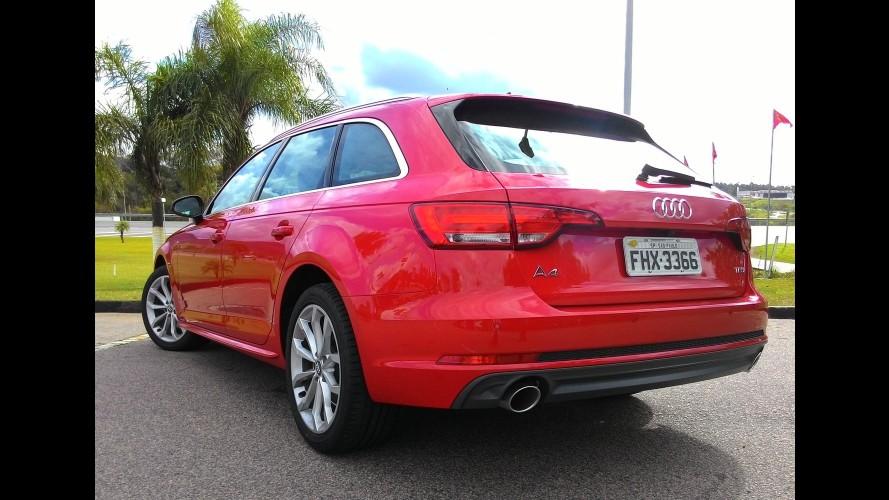 Volta Rápida: Nova Audi A4 Avant é perua tecnológica contra os SUVs de luxo