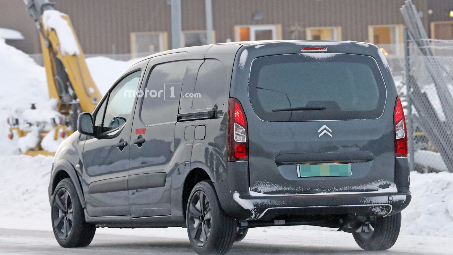 2018 peugeot partner. brilliant partner inside 2018 peugeot partner e