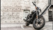 Índia: polícia recebe motos Harley-Davidson Street 750 customizadas