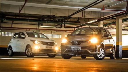 Lista - Os 20 carros automáticos mais baratos do Brasil