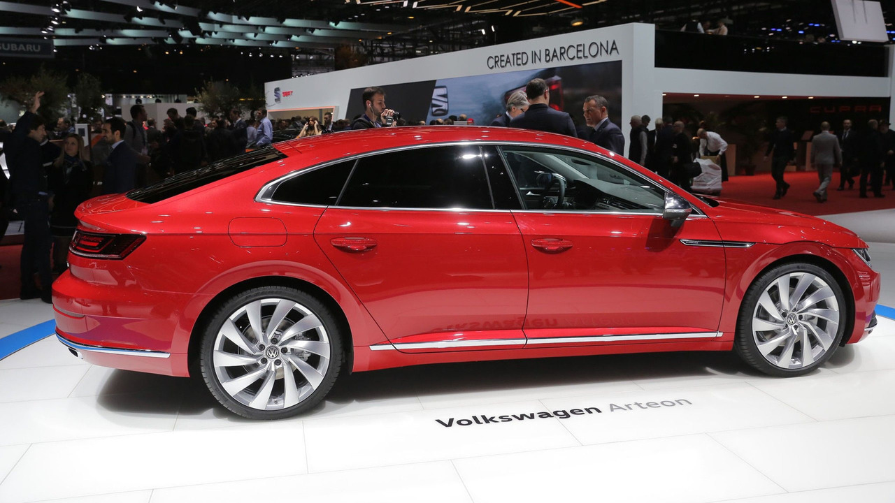 Volkswagen Arteon is a sexy CC replacement with premium aspirations