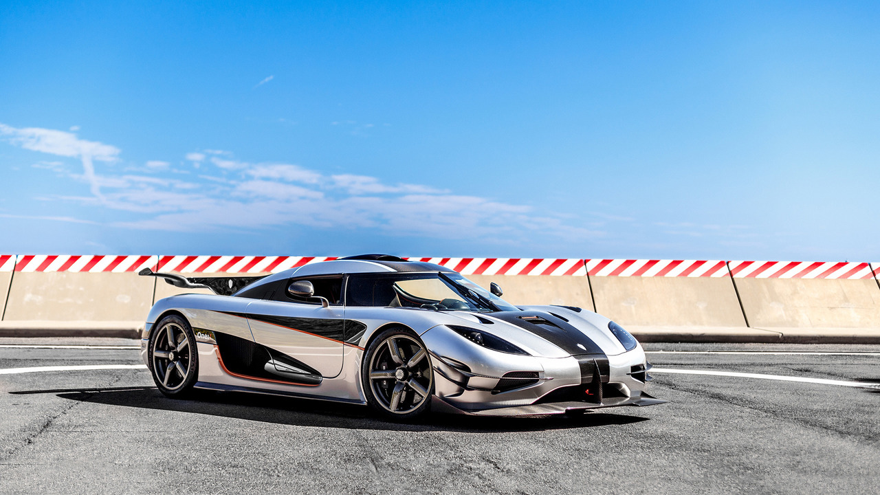 Caught On The Street Koenigsegg One 1 In Monaco