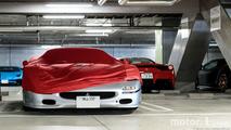KVC - Parking japonais