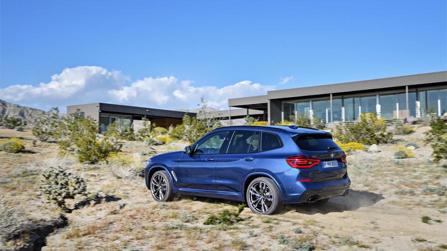 BMW - Le X3 M pourrait bien voir le jour !