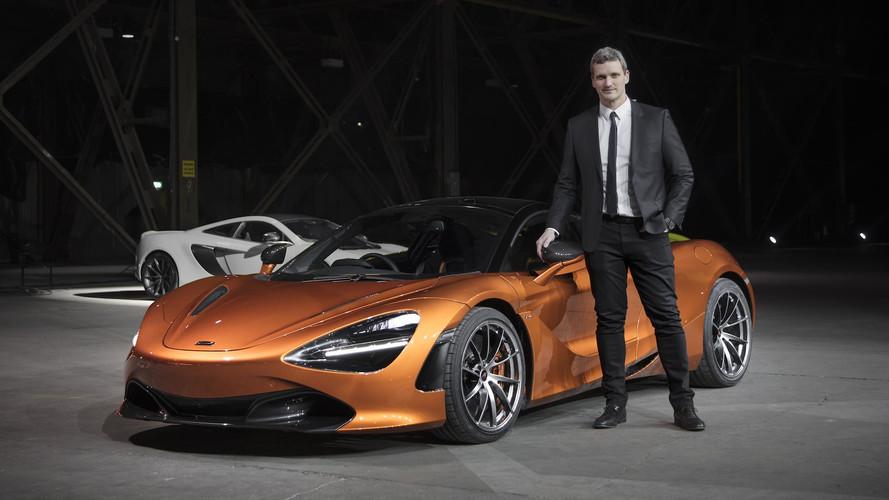 McLaren'ın tasarım şefinde değişikliğe gitti