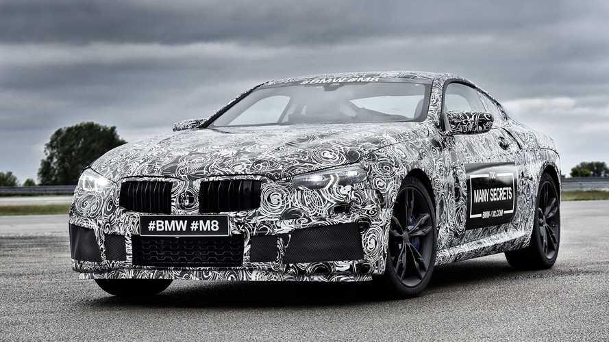 Endurance - BMW utilisera la M8 comme base pour sa GTE