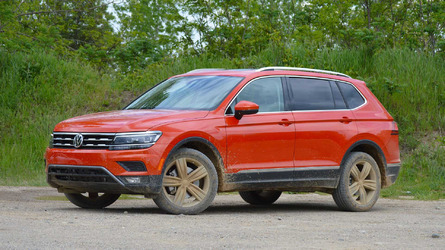 We Drive The New VW 2.0T, And Sample The 2018 Tiguan Early