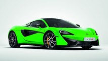 McLaren Sports Series Genuine Accessories
