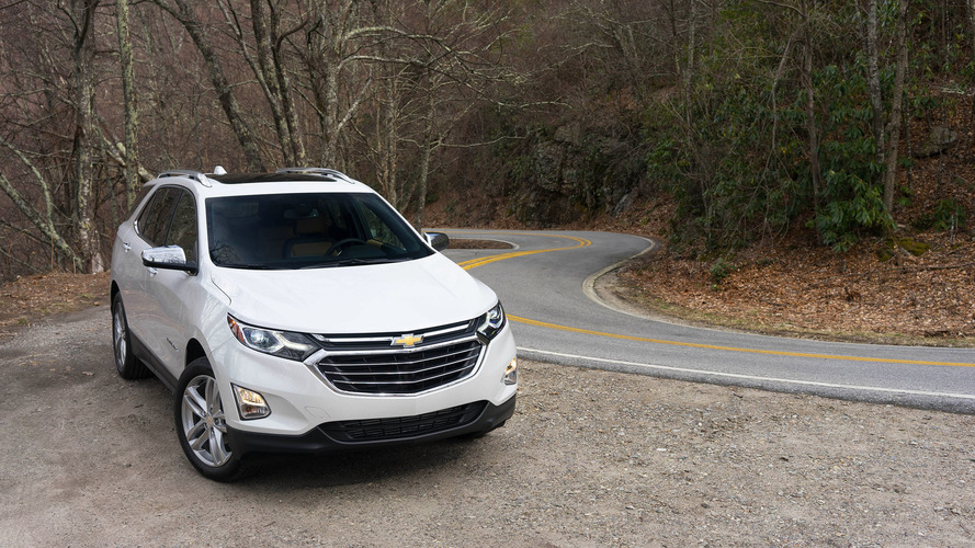 2018 Chevrolet Equinox Miles Per Gallon | Upcomingcarshq.com