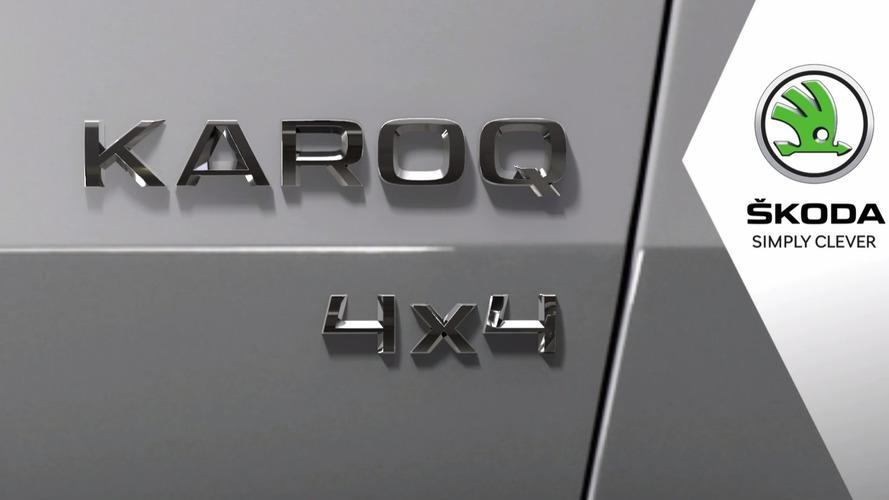 Hivatalos: Karoq néven érkezik a Skoda legújabb SUV-ja