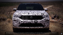 2018 VW T-Roc Camo Video