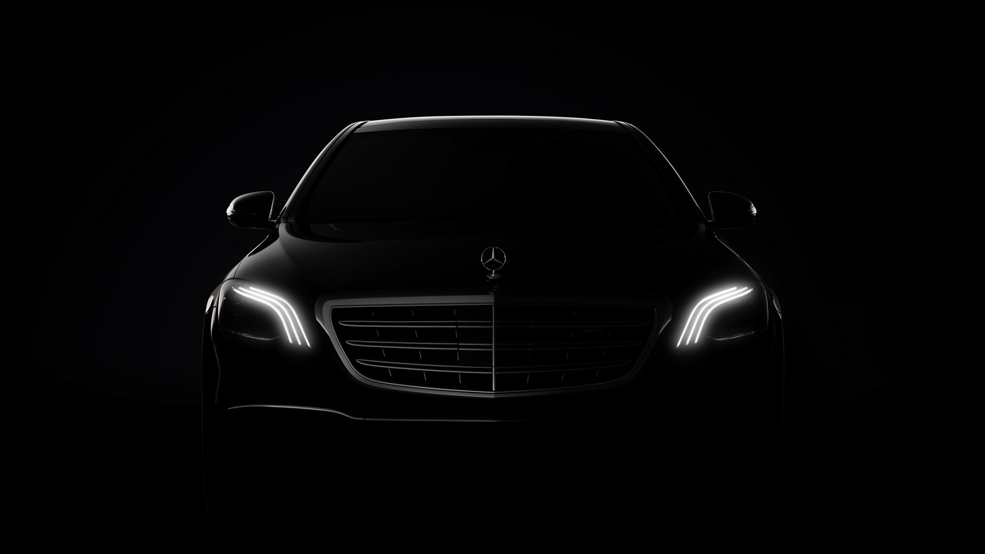 Mercedes Benz New Cars 2017 >> 2018 Mercedes S-Class Facelift: This Is More Of It