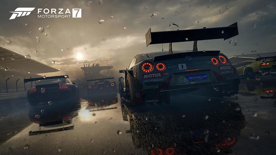 VIDÉO - Premier trailer pour Forza Motorsport 7