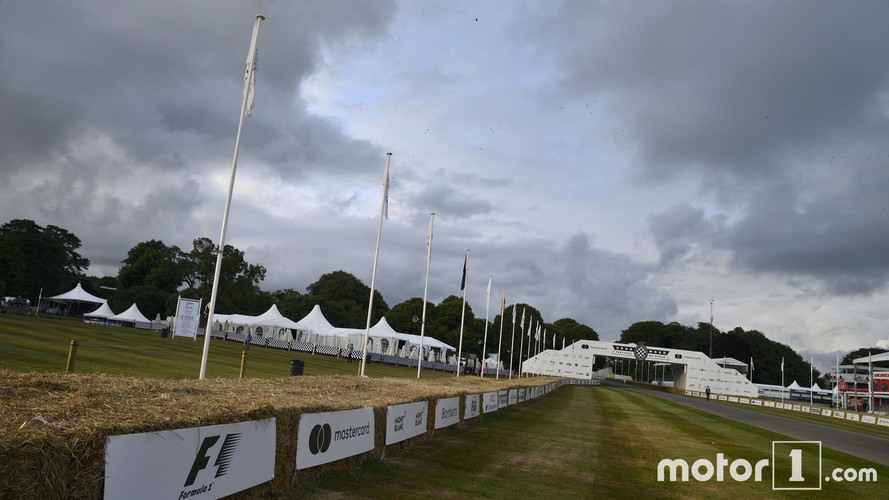 Goodwood 2017 - Les ambiances en piste