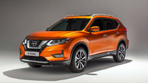 2017 Nissan X-Trail facelift