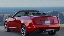 Cadillac ATS Convertible gets rendered